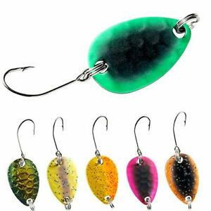 SUNMILE trout spoon lure mixed color lure spoon