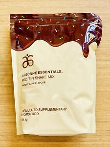Limited Edition! Arbonne Essentials Protein Shake Mix Marble Cake