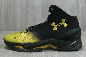 45 RARE Under Armour Curry 2 B2B MVP Gold Basketball Shoes SZ 11, 12 1300015 001 $175.74
