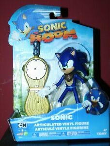 RARE NEW Sonic The Hedgehog  Sonic BOOM 5.5 Inch Figure with HB