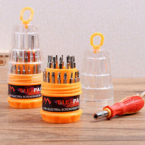 Multi-function Batch of Head Screwdriver Set Small Hand Combination Too VFT HYW