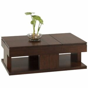 Progressive Le Mans Double Lift Top Coffee Table in Mozambique $458.10
