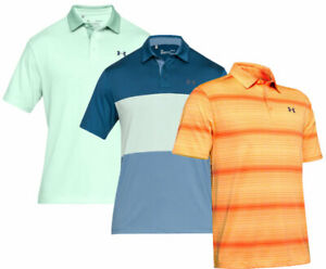 Under Armour Playoff 2.0 Polo Golf Shirt Men's 1327037 Closeout New - Pick Color