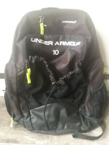 Adult Under Armour Storm 1 Heat Gear Backpack Preowned -9.5 out of 10-
