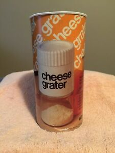 VINTAGE GEMCO CHEESE GRATER - IN BOX RETRO 70'S