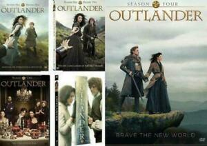 Outlander The Complete Series Season 1-4 ( DVD, 2019,19-Disc Set) NEW