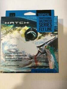 HATCH SALTWATER TROPICAL INTERMEDIATE 250G FLY FISHING LINE