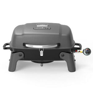 Nexgrill Portable Tabletop Propane Gas Grill Barbecue BBQ Single-Burner Black