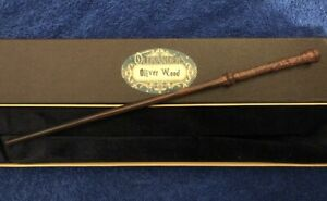 Oliver Woods Wand 13.5 Harry Potter Wizarding World Hogwarts Quidditch HP $28.00