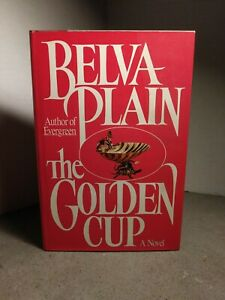 The Golden Cup by Belva Plain Hardcover  Book Club Edition