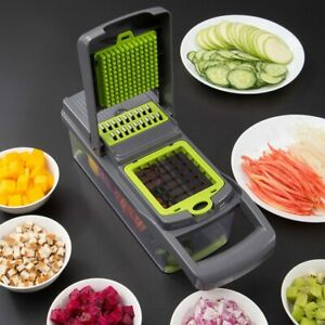 5 in 1 Food Vegetable Salad Fruit Peeler Cutter Slicer Dicer Chopper Grater Pota