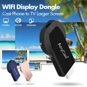 AnyCast E3A Wireless Display HDMI 1080P DLNA Airplay Miracast Receiver TV Stick