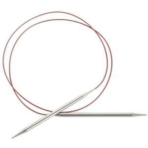 CHIAO GOO SIZE 10 40 INCH RED LACE CIRCULAR KNITTING NEEDLE $12.50