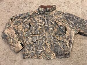 Herter's Hunting Coat Insulated Waterproof Jacket Camouflage Men's 3XL