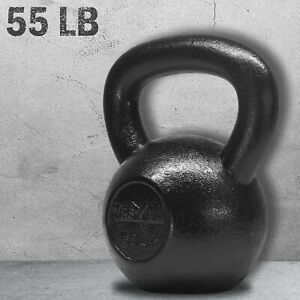 Yes4All Kettlebell Cast Iron 55lb