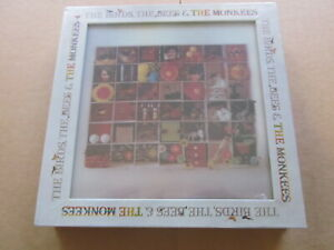 The Monkees Birds Bees Very Rare Sealed Rhino Handmade Limited 3 CD Box Perfect
