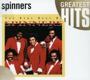 The Spinners Very Best of New CD