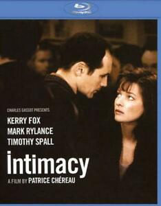 INTIMACY NEW BLU RAY DISC