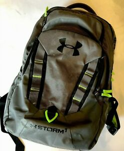 UNDER ARMOUR  backpack storm 1 Grey Green