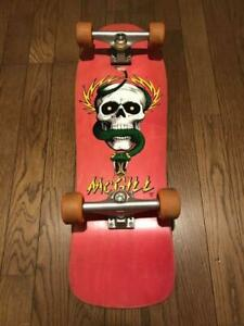 POWELL PERALTA Authentic McGill Skateboard Used Good condition