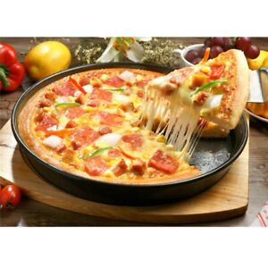 9 inches DIY Pizza Cake Molds Carbon Supplies Bakery Kitchen Tools Baking Round