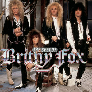 Britny Fox The Best Of New CD