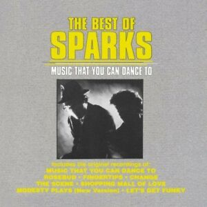 Sparks Best of New CD