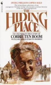 The Hiding Place: The Triumphant True Story of Corrie Ten Boom $4.09