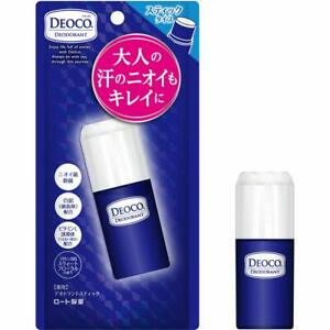 DEOCO Medicinal Deodorant Sweet Floral incense Stick type 13g Japan