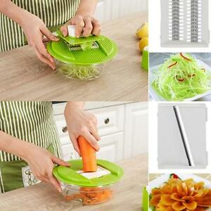 Grater Vegetable Grater Fruit Cutter 1 Pc Useful Potato Slicer Slicer Dicer N3