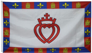 VENDee COAT OF ARMS BANNER FLAG 3x5ft US shipper