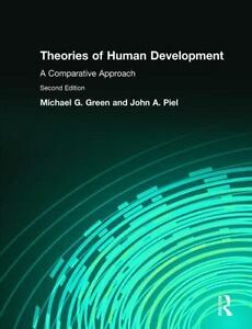 Theories of Human Development : A Comparative Approach