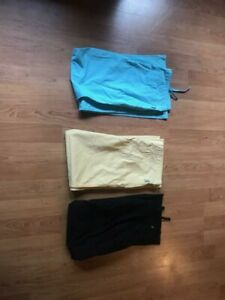 Nursing scrubs pants lot Of 3