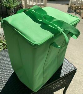 Food Delivery X2 Bag Hot Cold Insulated Soft Cooler Ideal Uber Eats
