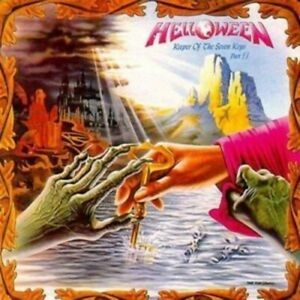 Helloween Keeper of the Seven Keys Part Two New Vinyl LP UK Import $24.70