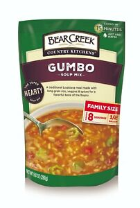 Bear Creek Gumbo Soup Mix Pack of 3 $21.99