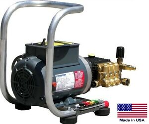 PRESSURE WASHER  Electric  Direct Drive  3 GPM  1500 PSI  3 Hp 230V 1 Ph  GP HC