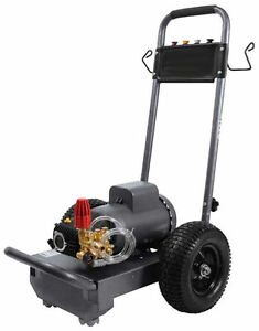 PRESSURE WASHER Electric - Commercial - 7.5 Hp - 230460V - 2700 PSI - 3.5 GPM