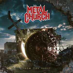 Metal Church From The Vault New CD $13.94