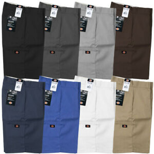 Dickies Men#x27;s 13quot; Multi Pocket Pocket Loose Fit Work Shorts Style # 42283