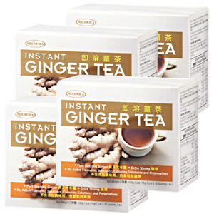 Mildura Instant Ginger Tea 10X -Unisex Adult Home Favorite Beverage Health Drink