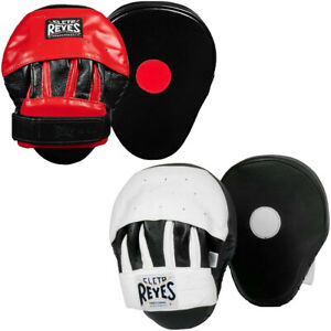Cleto Reyes Leather Curved Punch Mitts $134.99