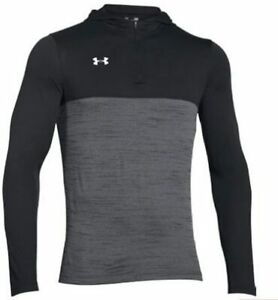 Under Armour Mens UA Tech Heatgear 1 4 Zip Hoodie 1287617 $33.94