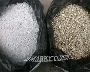 QUALITY PERLITE AND VERMICULITE  SEED STARTING MEDIUM FINE HALF GALLON OF EACH