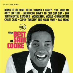 SAM COOKE THE BEST OF SAM COKE NEW VINYL RECORD