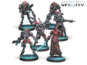 Infinity Combined Army Starter Pack NIB $48.00