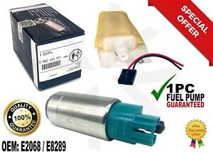 New OE replacement Fuel Pump & Install Kit 02 w Lifetime Warranty E2068.