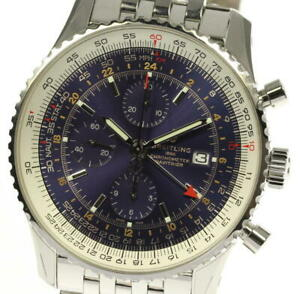 BREITLING Navitimer Chronograph A24322 Automatic Men's #355