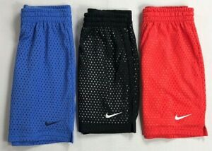 Girl's Youth Nike Dri Fit Dry Large Mesh Liner Shorts $15.99