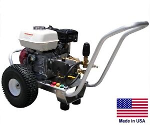 PRESSURE WASHER Commercial - Portable - 3 GPM - 3200 PSI - 8 Hp Honda - AR